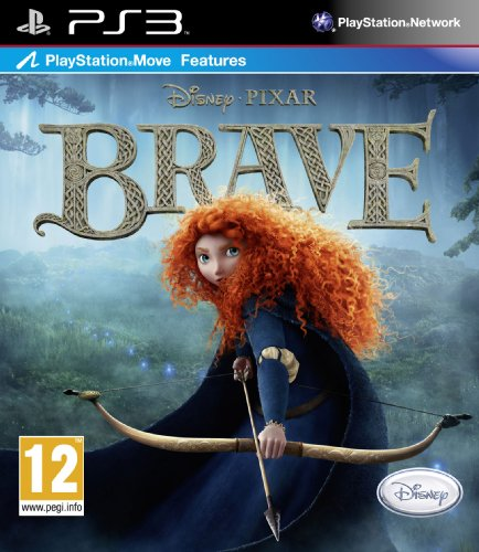 Brave - (PlayStation Move Supported) (Playstation 3) [UK IMPORT] (Kinder Für Schnee-spiele)