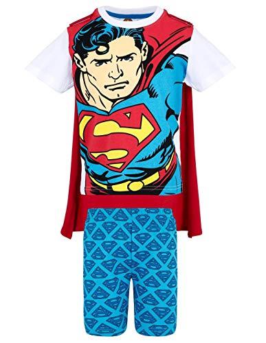 c05e9521e8 ᑕ❶ᑐ Superman Schlafanzug ▻ Bestseller für Ihr Schlafparadies ...