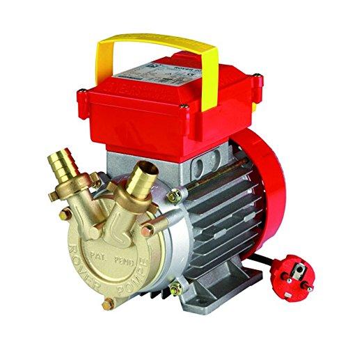 Pompa elettrica da travaso liquidi autoadescante