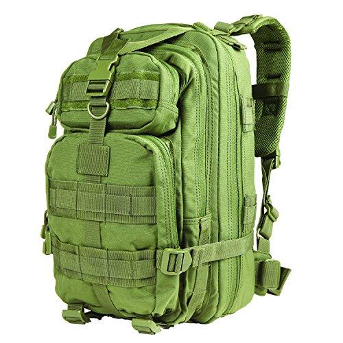 Condor 126-001 Compact Modular Style Assault Pack OD -