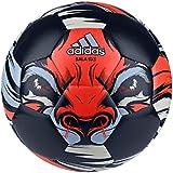 adidas FRfootball Sala - Balón de fútbol sala, color rojo / negro / azul / gris, tamaño 3