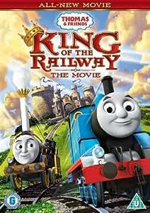 Thomas & Friends: King of the Railway [DVD]