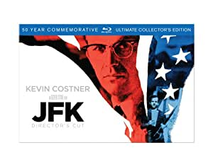 Jfk 50 Year Commemorative: Ultimate Collector's Ed [Blu-ray] [1992] [US Import]