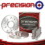 1 Pair of Hubcentric Wheel Spacers with 10 Bolts for Genuine Wheels 15mm✓