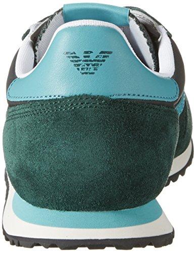 Armani Jeans 9350277p420, Sneakers Basses Homme Grün (dark Green 1854)