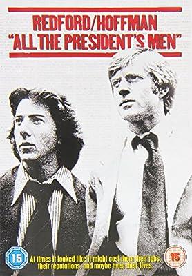 All the President's Men [DVD] (IMPORT) (Keine deutsche Version)