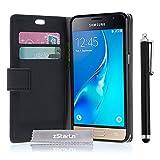 zStarLn® schwarz Hülle Leder Tasche für Samsung Galaxy