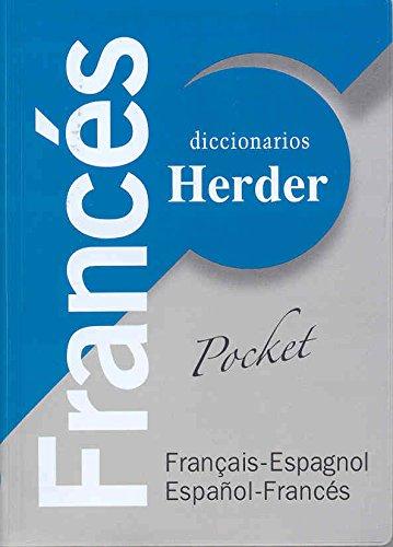 Diccionario POCKET Francés. Français-Espagnol / Español-Francés (Diccionarios Herder)