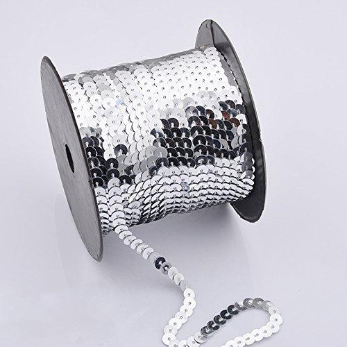 spule-rolle-band-glitzer-silber-glanzend-pailletten-kurzwaren-werkzeug