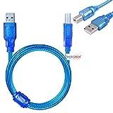USB Daten Kabel für VicTsing Externer USB 2.0Slim DVD-R Combo CD R/RW Drive Brenner