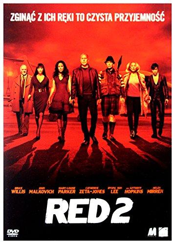R.E.D. 2 - Noch Älter. Härter. Besser. [DVD] [Region 2] (IMPORT) (Keine deutsche Version)