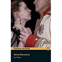 Level 6: Anna Karenina Book and MP3 Pack (Pearson English Graded Readers) by Leo Tolstoy (2012-04-26)