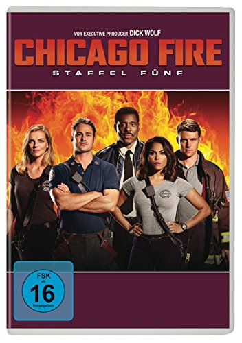 Chicago Fire – Staffel fünf [6 DVDs]