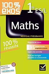 Maths 1re ES, L: Exercices résolus - Première ES, L