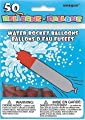 50 Water Rocket Balloons