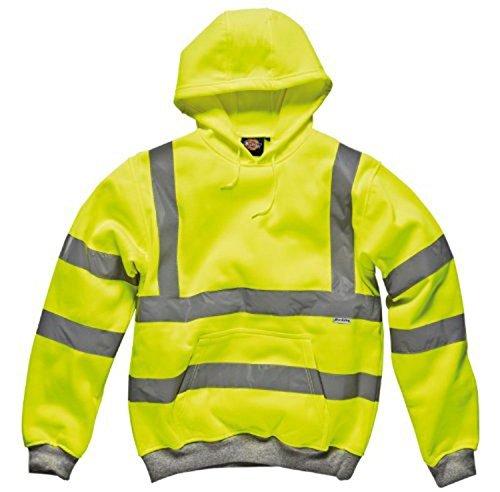 DickiesHerren Sweatshirt Saturn Yellow XXL - Chest 52-54
