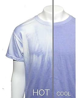 Infactory Wärme T Shirt Farbwechsel T Shirt Wechselt Von Grau Zu