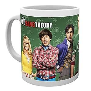 "GB eye ""The Big Bang Theory Cast"" Mug, Various"