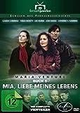 Mia, Liebe meines Lebens - Alle 4 Teile (Maria Venturi, Buch 6) - Fernsehjuwelen [2 DVDs]