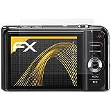 atFoliX FX-Antireflex Film de protection d'écran pour Casio Exilim EX-H10 Hi-Zoom