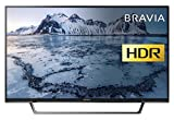 Sony Bravia (40-Inch) Full HD HDR Smart TV (X-Reality PRO, Slim and streamlined design) - Black (2017 Model)