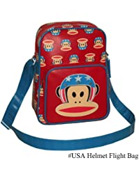 Paul Frank America Bag pfus 7048 a Red