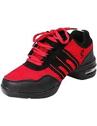 Mujeres Zapatos Deportivos Cómodos Modernos Zapatos De Baile De Jazz Hip Hop