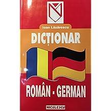 Dictionar Roman-German (Wörterbuch Rumänisch-Deutsch)