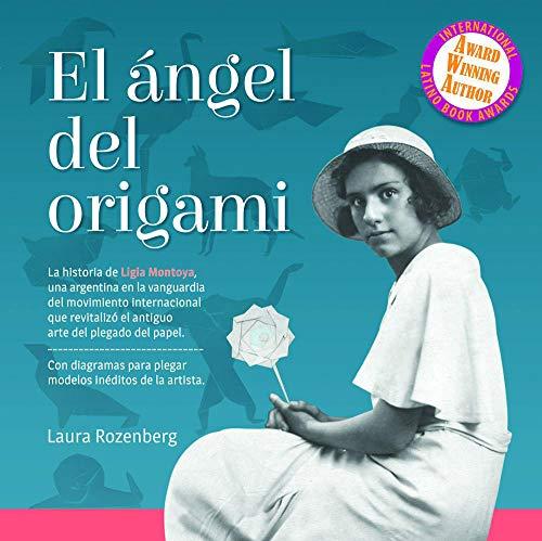 El ángel del origami por Laura Rozenberg