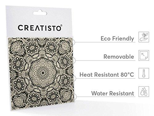 Decorazione Adesivi per piastrelle cucina | Foglio adesivo per ...
