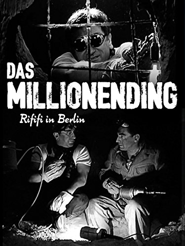 Das Millionending: Rififi in Berlin Cover