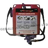 Neilsen Ct110913,6kilogram Portable Air Sable Blaster–Rouge