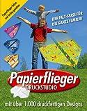 Papierflieger Druckstudio