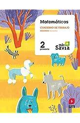 Descargar gratis Cuaderno de matemáticas. 2 Primaria, 2 Trimestre. Más Savia en .epub, .pdf o .mobi