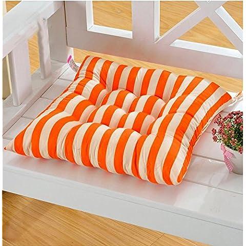 New day-Moda moderna semplice cuscino più spesso caldo cuscino (dimensioni: 40 * 40) , h , 40*40cm