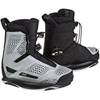 Jobe H2O Shoes Adult 2mm FL - Botas de wakeboarding, color negro, talla 3