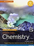 Pearson Baccalaureate Chemistry Higher Level (Book + eText Bundle) (Pearson International Baccalaureate Diploma: International Editions)