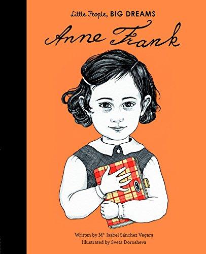 Anne Frank (Little People, BIG DREAMS) (English Edition)