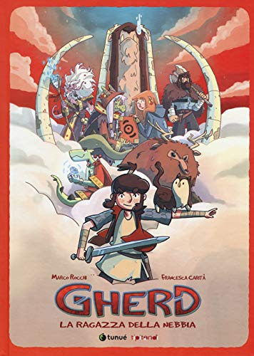 Gherd. La ragazza della nebbia