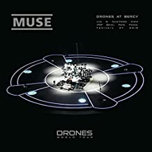 Muse DRONES AT BERCY 2016 Live in Paris Accor Hotels Arena 2CD set