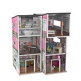 Puppenhaus Modernes Luxus Stadthaus ( 27er Set)