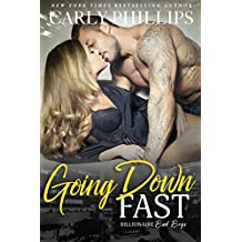 Going Down Fast (Billionaire Bad Boys Book 2) (English Edition)