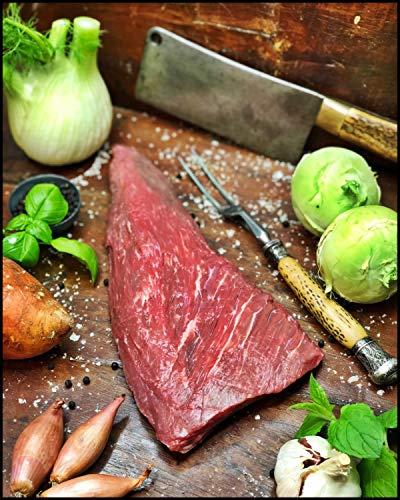 Rancher Steak vom Black Angus Rind, Wet Aged Gesamtgewicht 1858 Gramm