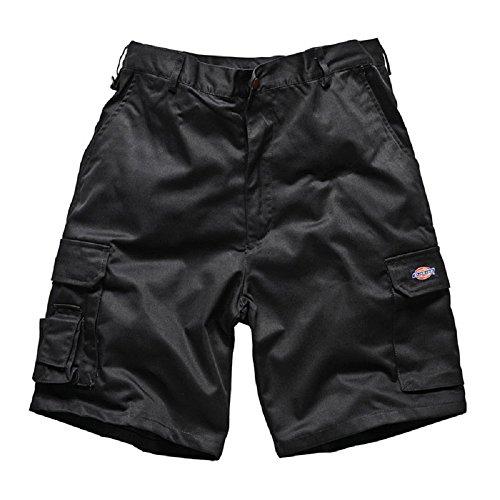Polyester-walking Shorts (Dickies Redhawk Cargo Shorts Black, Navy)