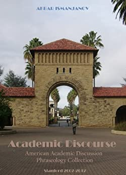 Academic Discourse (English Edition) de [Ismanjanov, Akbar]