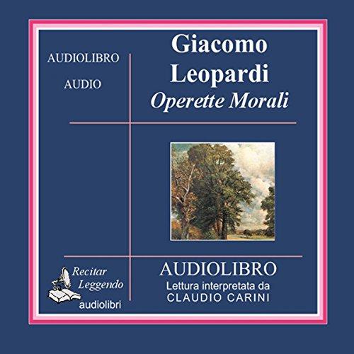 Operette Morali  Audiolibri