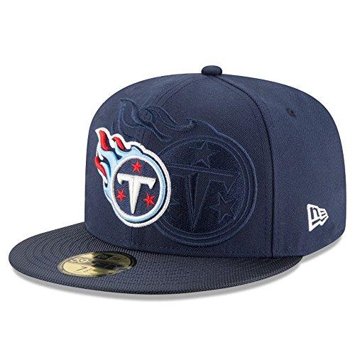 59Fifty Football Cap - Tennessee Titans (Dark Blue)