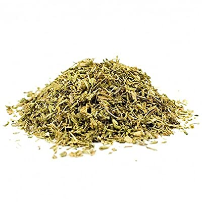 Napiers Tanacetum Parthenium - Feverfew Herb - Natural Herbal Supplement for Migraine & Headaches by Napiers The Herbalist