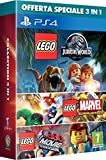 Lego 3 In 1 - PlayStation 4