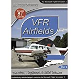 Cheapest VFR Airfields Volume 2  Central England & Mid Wales for FSX on PC